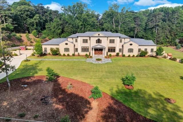 555 Country Club Road, Lagrange, GA 30240 (MLS #6890804) :: North Atlanta Home Team