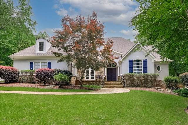 2185 Country Ridge Road, Milton, GA 30004 (MLS #6890809) :: Path & Post Real Estate
