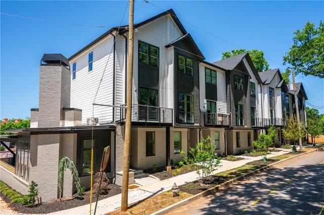 1350 May Avenue SE #14, Atlanta, GA 30316 (MLS #6890840) :: North Atlanta Home Team