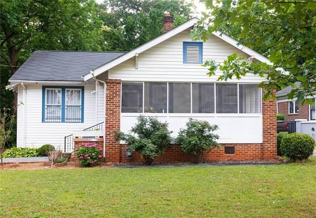 127 Carter Ave, Atlanta, GA 30317 (MLS #6891236) :: 515 Life Real Estate Company