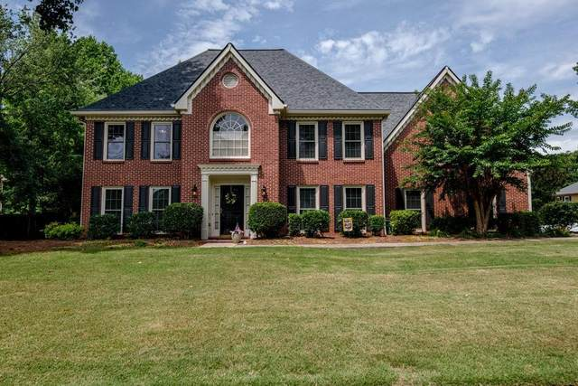 5801 Fairwood Walk NW, Acworth, GA 30101 (MLS #6891295) :: North Atlanta Home Team