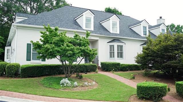 6180 Forest Hills Drive, Peachtree Corners, GA 30092 (MLS #6891314) :: North Atlanta Home Team