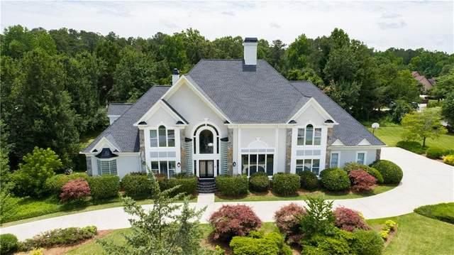2490 Hopewell Plantation Drive, Alpharetta, GA 30004 (MLS #6891453) :: North Atlanta Home Team