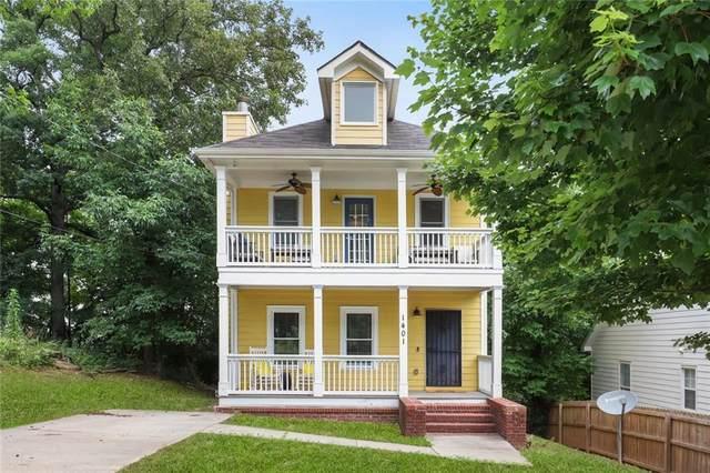 1401 Rome Drive NW, Atlanta, GA 30314 (MLS #6891539) :: Dillard and Company Realty Group