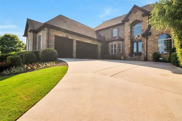 2432 Sunflower Drive, Hoschton, GA 30548 (MLS #6891563) :: Kennesaw Life Real Estate