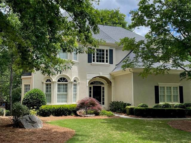 770 Glen Royal Drive, Roswell, GA 30076 (MLS #6891753) :: Dillard and Company Realty Group