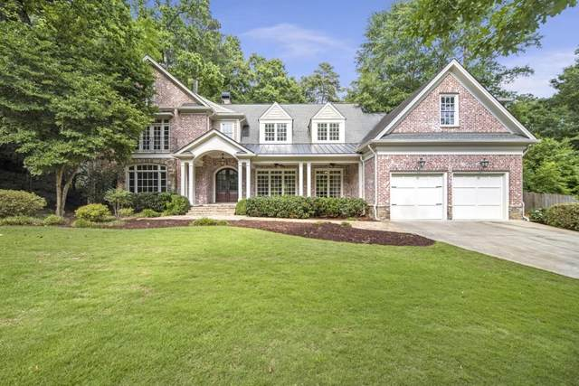 4585 Club Terrace NE, Atlanta, GA 30319 (MLS #6891830) :: 515 Life Real Estate Company