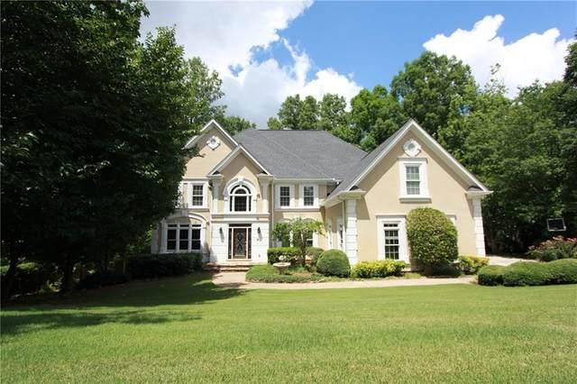 1280 Creek Ridge Crossing, Alpharetta, GA 30005 (MLS #6891922) :: North Atlanta Home Team
