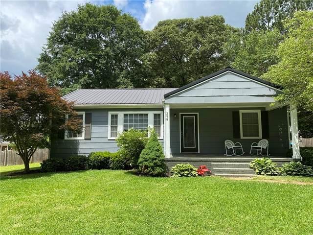 398 Roosevelt Boulevard, Commerce, GA 30529 (MLS #6892032) :: Kennesaw Life Real Estate