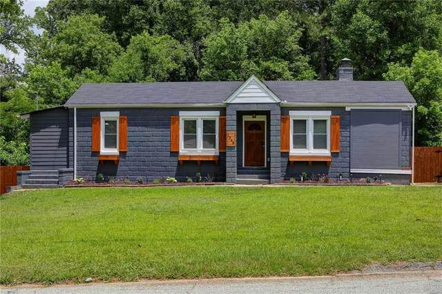 1544 Childress Drive SW, Atlanta, GA 30311 (MLS #6892098) :: North Atlanta Home Team