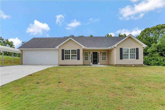 4163 Meadow Point Drive, Gillsville, GA 30543 (MLS #6892101) :: North Atlanta Home Team