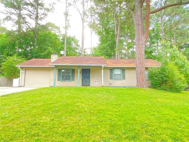 9051 Homewood Drive, Riverdale, GA 30274 (MLS #6892191) :: North Atlanta Home Team