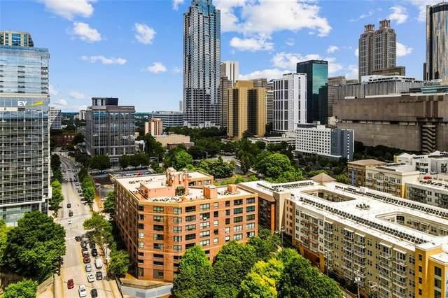 115 W Peachtree Place NW #616, Atlanta, GA 30313 (MLS #6892253) :: North Atlanta Home Team