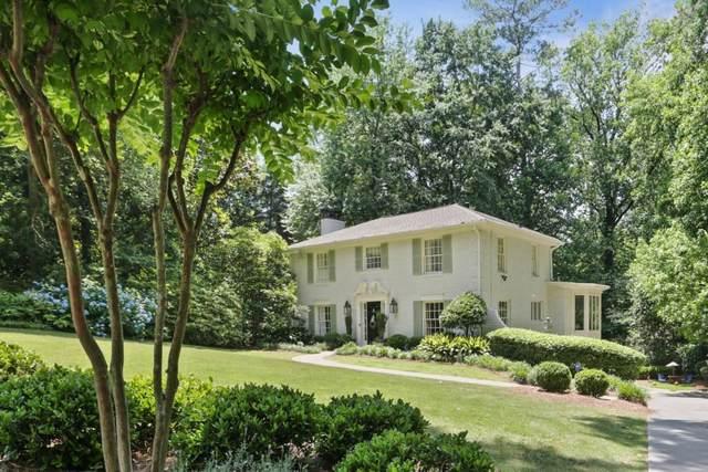 2636 Brookdale Drive NW, Atlanta, GA 30305 (MLS #6892349) :: North Atlanta Home Team