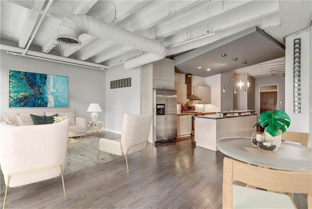 805 Peachtree Street NE #318, Atlanta, GA 30308 (MLS #6892391) :: Path & Post Real Estate