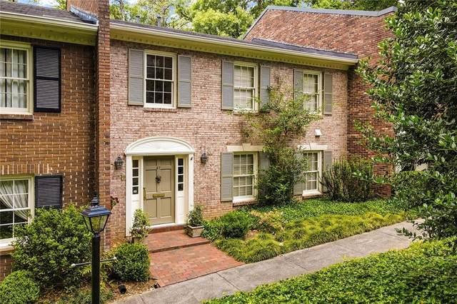 3050 Margaret Mitchell Drive #47, Atlanta, GA 30327 (MLS #6892400) :: RE/MAX Prestige