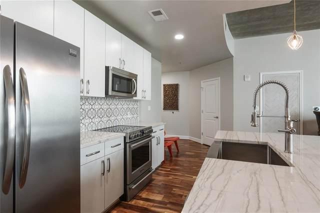 950 W Peachtree Street NW #1703, Atlanta, GA 30309 (MLS #6892503) :: RE/MAX Prestige