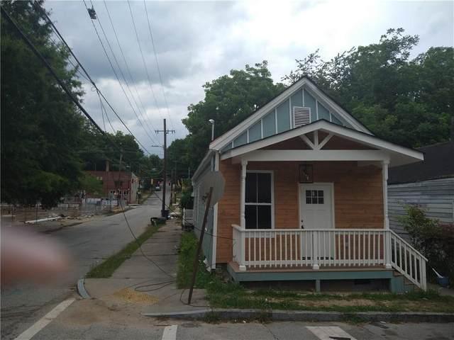 942 Hubbard Street SW, Atlanta, GA 30310 (MLS #6892697) :: North Atlanta Home Team
