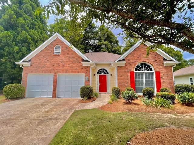 831 Stansbury Drive, Marietta, GA 30066 (MLS #6892777) :: North Atlanta Home Team