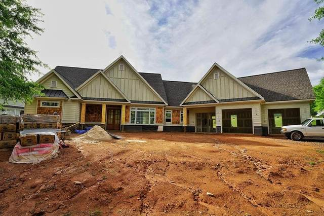 6724 Horse Shoe Circle, Gainesville, GA 30506 (MLS #6892852) :: Oliver & Associates Realty