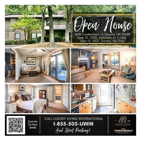 1408 Cumberland Court SE, Smyrna, GA 30080 (MLS #6892917) :: Path & Post Real Estate