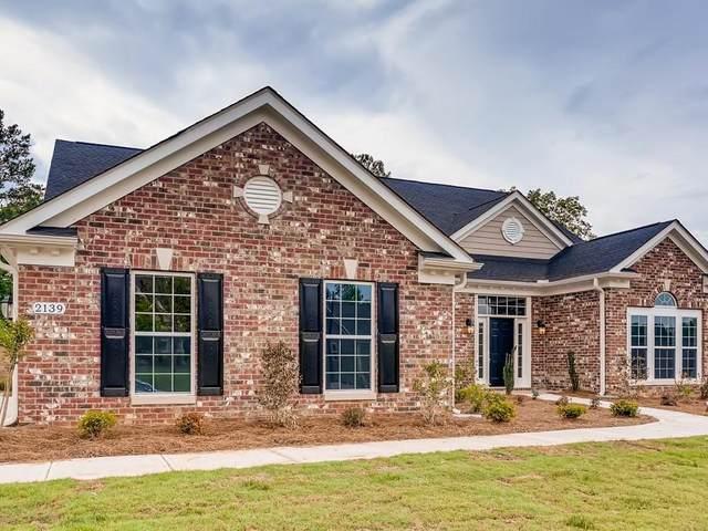 2139 Harmony Drive, Canton, GA 30115 (MLS #6893165) :: Kennesaw Life Real Estate
