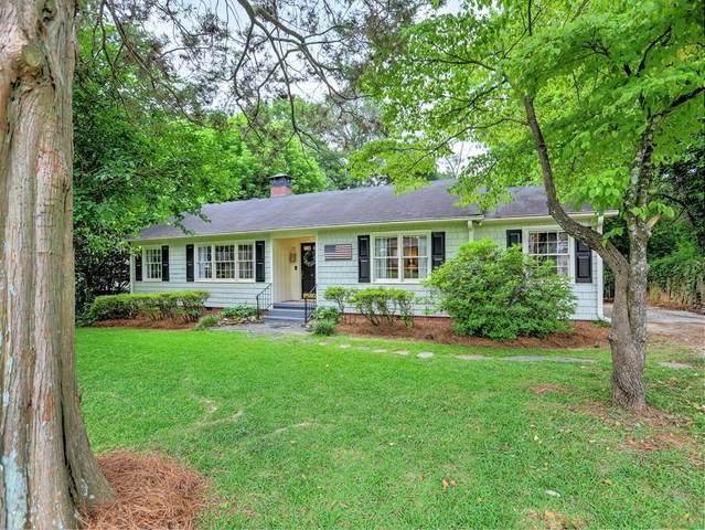 335 Cascade Drive NW, Marietta, GA 30064 (MLS #6893212) :: Oliver & Associates Realty