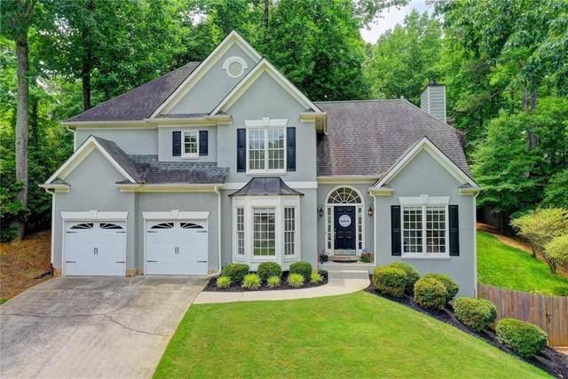 115 Morning Pine Court, Alpharetta, GA 30005 (MLS #6893380) :: North Atlanta Home Team