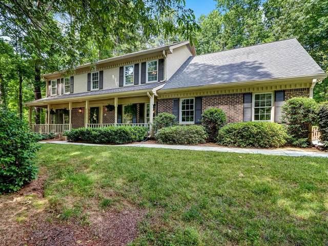 3895 High Shoals Drive, Peachtree Corners, GA 30092 (MLS #6893416) :: North Atlanta Home Team