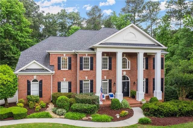 843 Hallbrook Lane, Milton, GA 30004 (MLS #6893670) :: North Atlanta Home Team