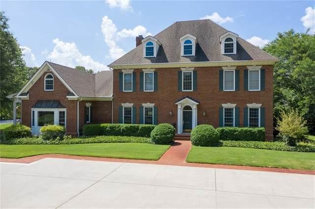 6980 A C Smith Road, Dawsonville, GA 30534 (MLS #6893764) :: North Atlanta Home Team