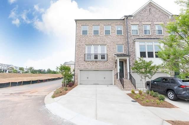 3 Hundley Lane #59, Roswell, GA 30076 (MLS #6893770) :: North Atlanta Home Team