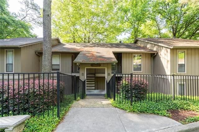 8740 Roswell Road 3D, Sandy Springs, GA 30350 (MLS #6893851) :: North Atlanta Home Team