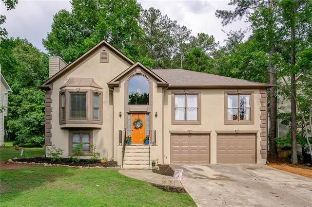 2100 Tycoon Drive NW, Acworth, GA 30101 (MLS #6893958) :: North Atlanta Home Team