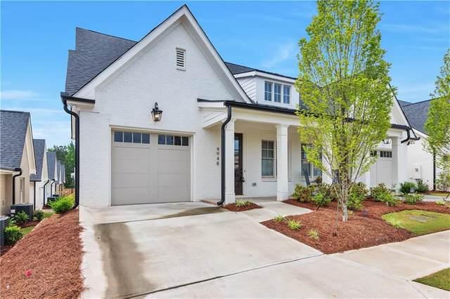 4948 Noble Village Way #30, Lilburn, GA 30047 (MLS #6893970) :: Kennesaw Life Real Estate