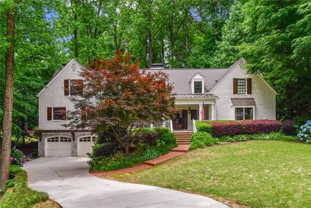 3896 Sheldon Drive NE, Atlanta, GA 30342 (MLS #6893972) :: North Atlanta Home Team