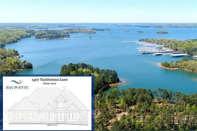 5407 Yachtsman Lane, Gainesville, GA 30504 (MLS #6893976) :: The Heyl Group at Keller Williams