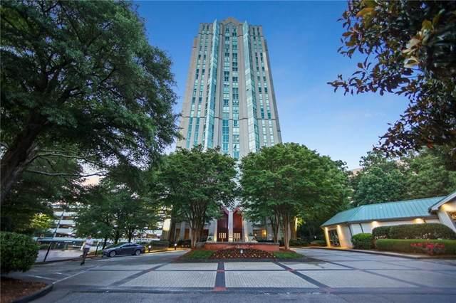 2870 S Pharr Court South S #2006, Atlanta, GA 30305 (MLS #6894012) :: Path & Post Real Estate