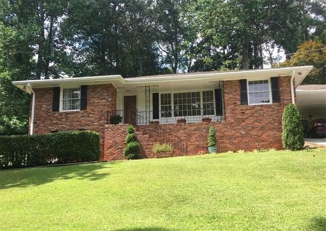 201 Driftwood Terrace, Decatur, GA 30030 (MLS #6894064) :: North Atlanta Home Team