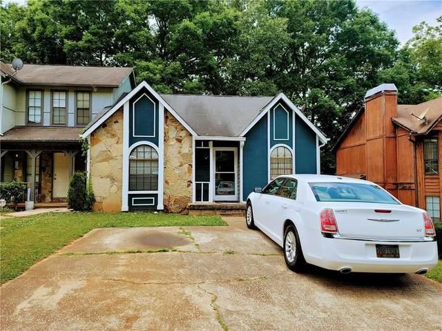 852 Brandy Oaks Lane, Stone Mountain, GA 30088 (MLS #6894141) :: North Atlanta Home Team