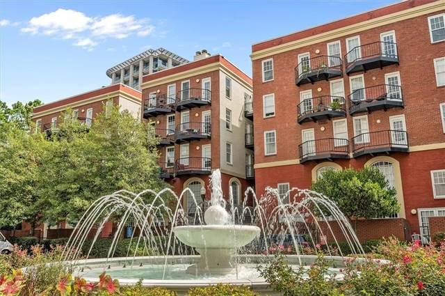 2840 Peachtree Road NW #407, Atlanta, GA 30305 (MLS #6894304) :: Tonda Booker Real Estate Sales