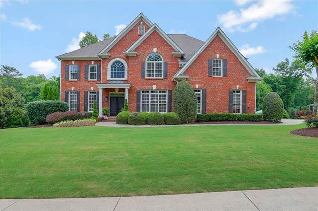 14065 Triple Crown Drive, Milton, GA 30004 (MLS #6894365) :: North Atlanta Home Team