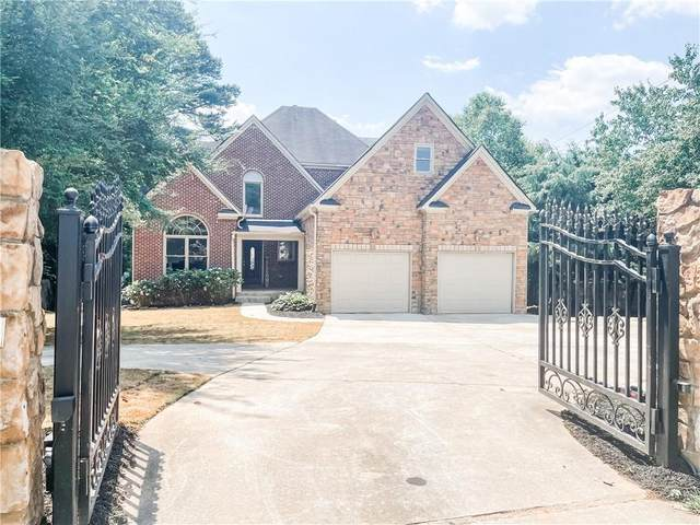 5030 Ashley Place NW, Acworth, GA 30102 (MLS #6894407) :: Path & Post Real Estate