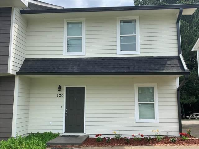 120 Woodberry Court, Woodstock, GA 30188 (MLS #6894416) :: Path & Post Real Estate
