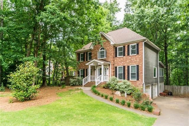 5676 Fairwood Drive NW, Acworth, GA 30101 (MLS #6894474) :: North Atlanta Home Team