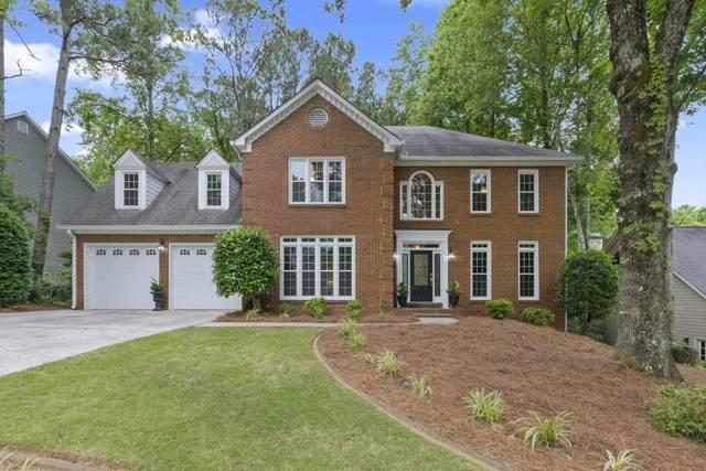 2816 Andover Way, Woodstock, GA 30189 (MLS #6894497) :: North Atlanta Home Team