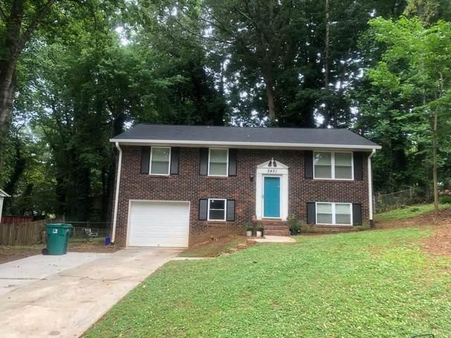 2451 Spring Drive SE, Smyrna, GA 30080 (MLS #6894539) :: North Atlanta Home Team