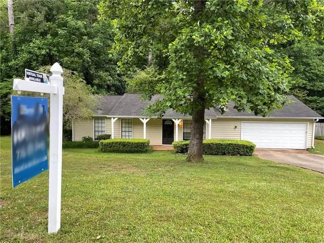 4665 Jamerson Forest Parkway, Marietta, GA 30066 (MLS #6894629) :: North Atlanta Home Team