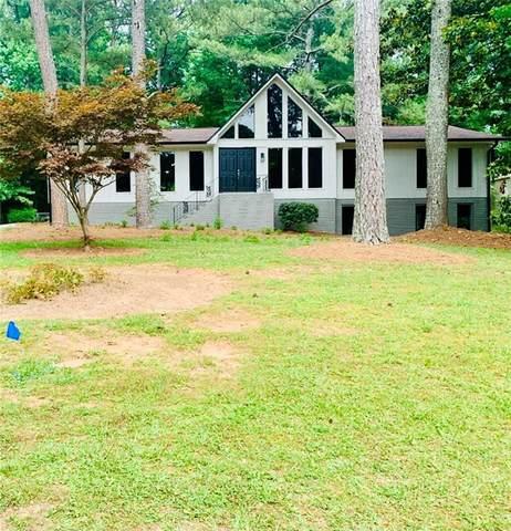 2440 Castle Lane NE, Marietta, GA 30062 (MLS #6894813) :: North Atlanta Home Team