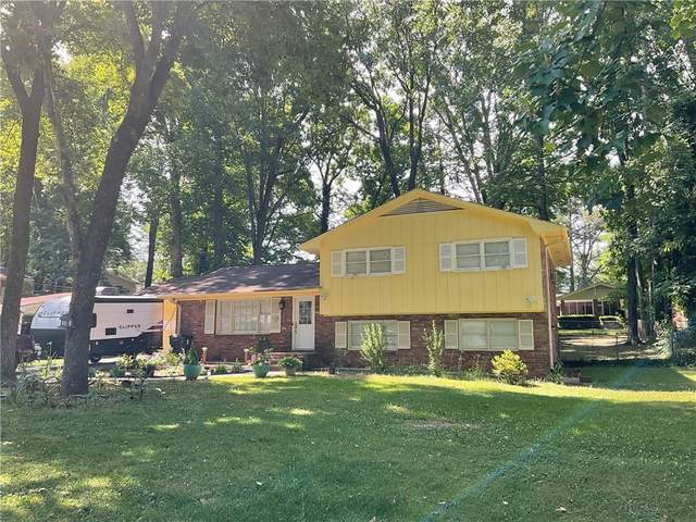 2270 Shancey Lane, Atlanta, GA 30349 (MLS #6895071) :: RE/MAX Paramount Properties